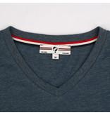 Q1905 Men's T-shirt Rockanje - Dark Denim Blue