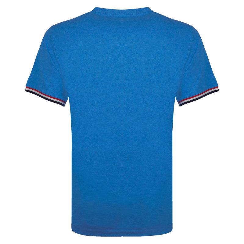 Q1905 Heren T-shirt Rockanje - Koningsblauw