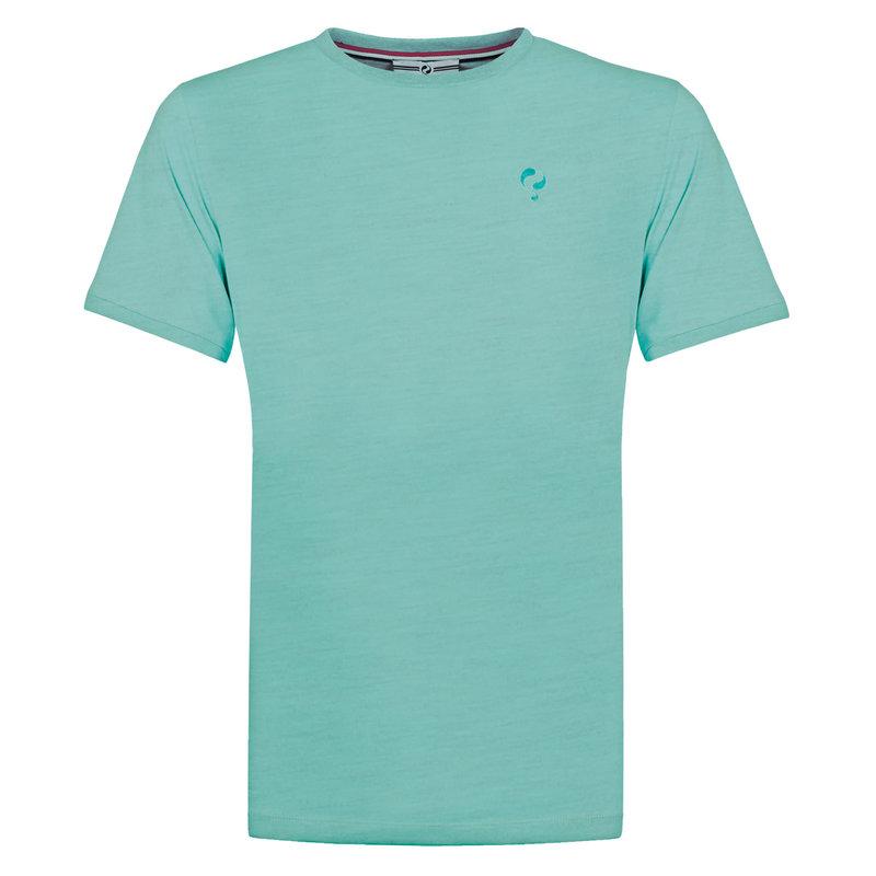 Q1905 Men's T-shirt Bergen - Aqua