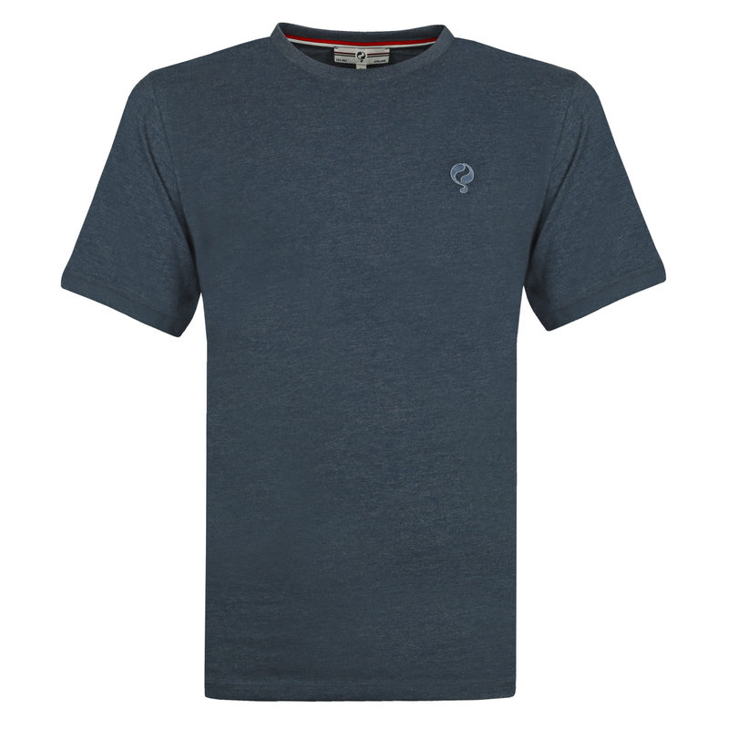 Q1905 Men's T-shirt Bergen - Dark Denim Blue