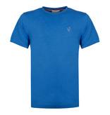 Q1905 Heren T-shirt Bergen - Koningsblauw