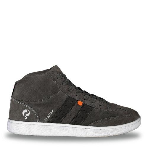 Heren Sneaker Platina - Donkergrijs