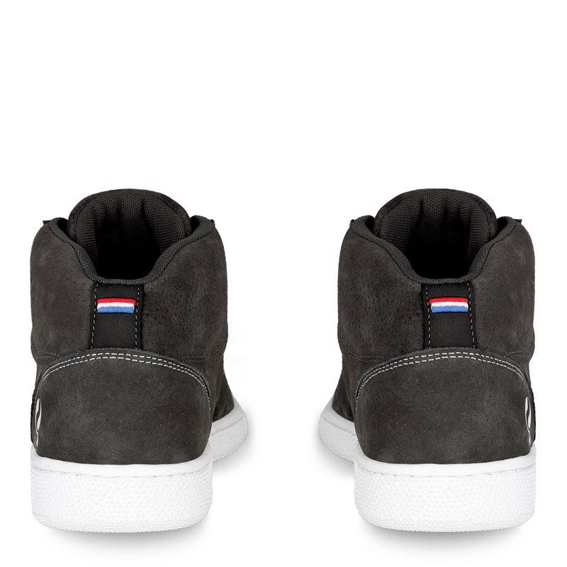 Q1905 Heren Sneaker Platina - Donkergrijs