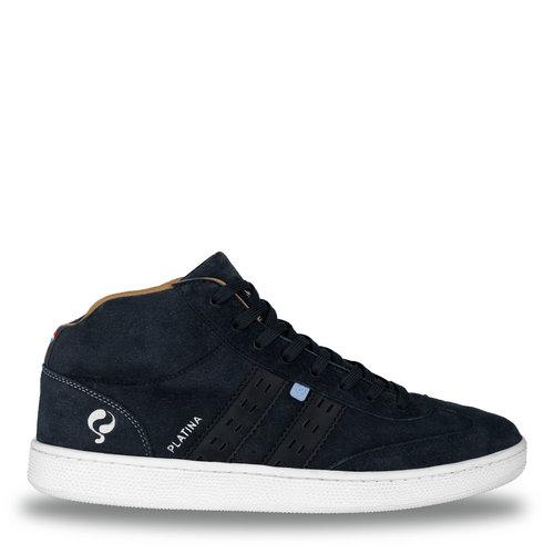 Heren Sneaker Platina - Donkerblauw