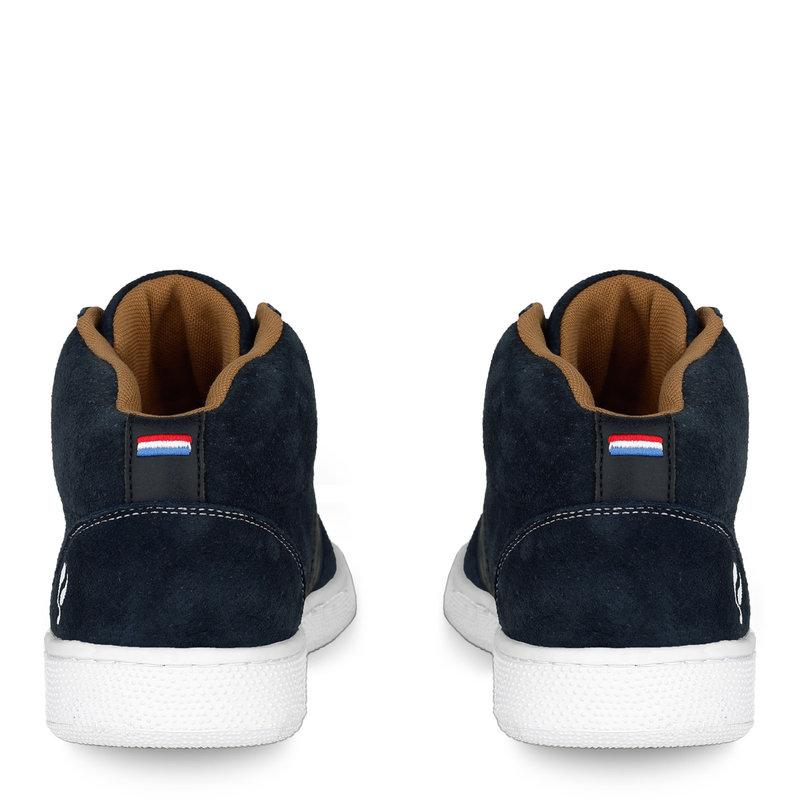 Q1905 Heren Sneaker Platina - Donkerblauw