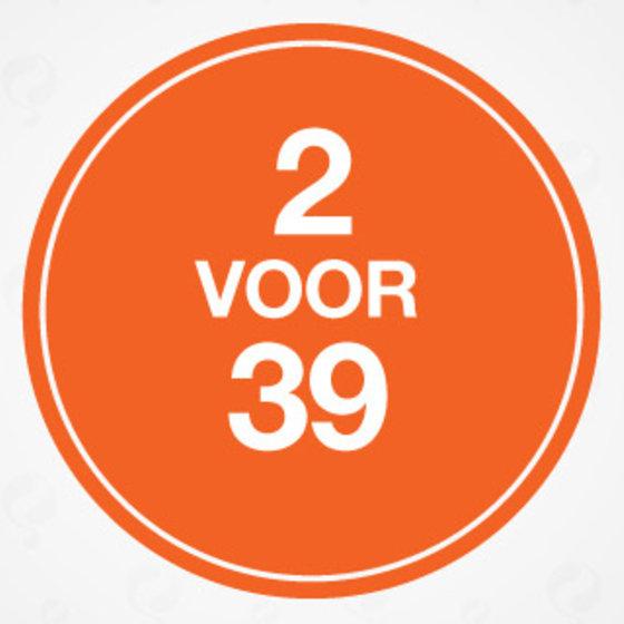 2 voor 39