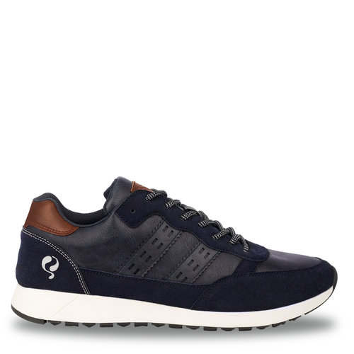Men's Sneaker Voorschoten - Dark blue