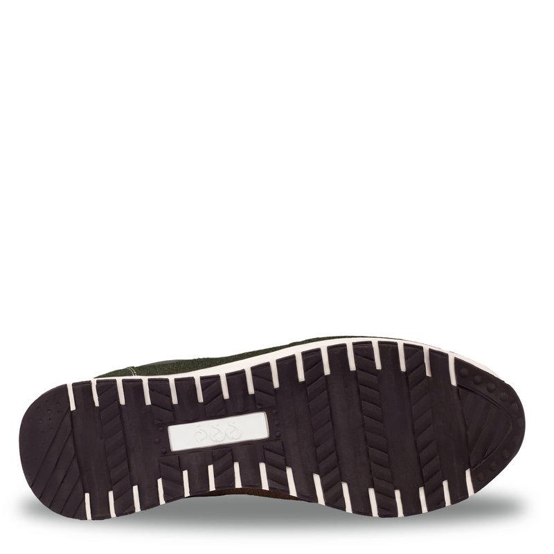 Q1905 Heren Sneaker Voorschoten - Legergroen