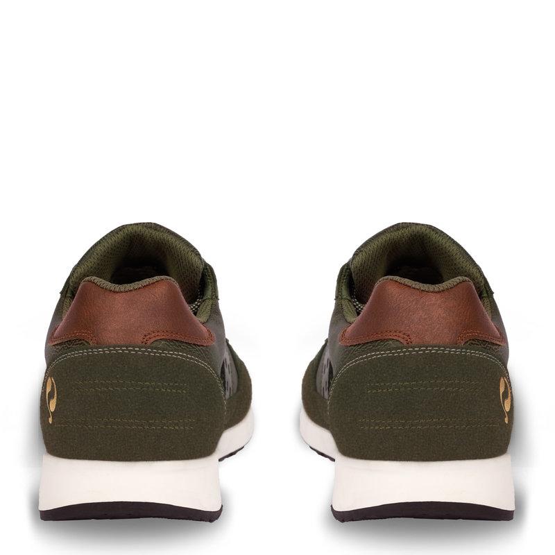 Q1905 Men's Sneaker Voorschoten - Army green