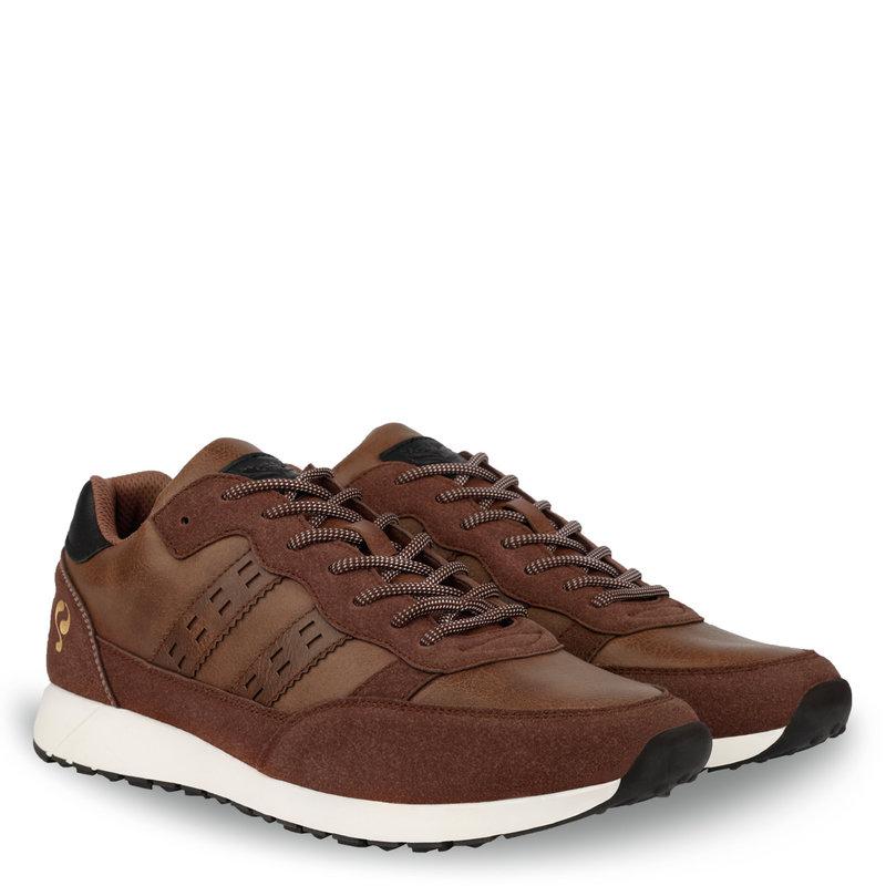 Q1905 Men's Sneaker Voorschoten - Cognac