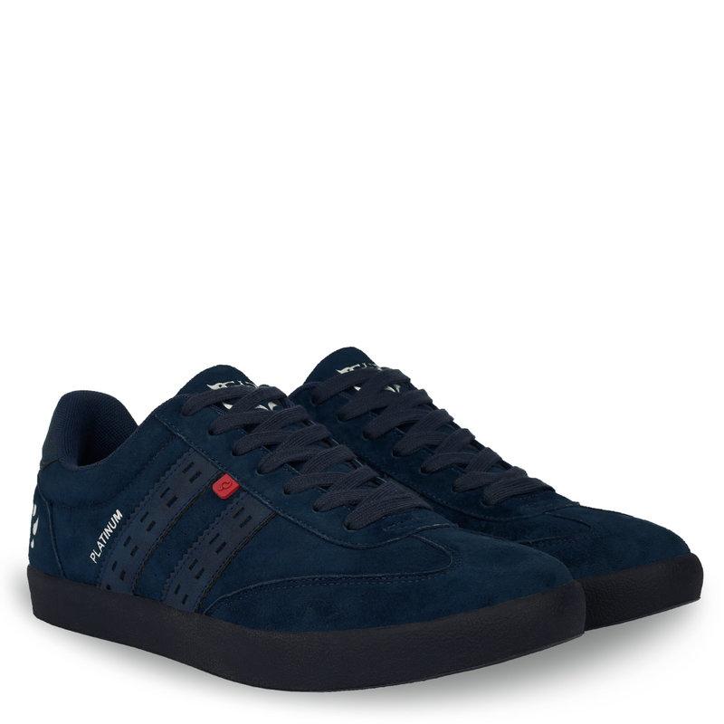 Q1905 Men's Sneaker Platinum - Marine blue