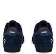 Q1905 Heren Sneaker Platinum - Marine Blauw