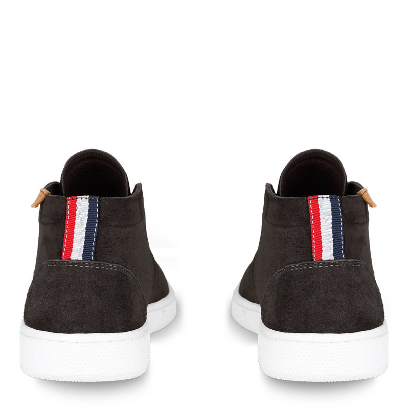 Q1905 Men's Shoe Haarlem - Dark Brown