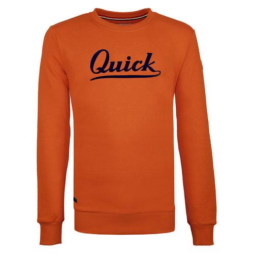 Heren Trui Zaandijk - Roest Oranje