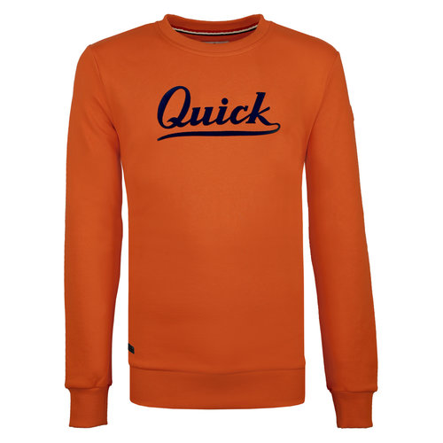 Men's Pullover Zaandijk - Rust Orange