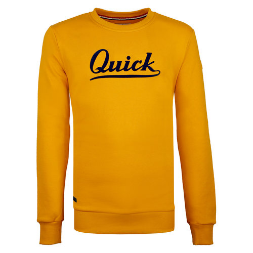 Men's Pullover Zaandijk - Dark Ochre Yellow