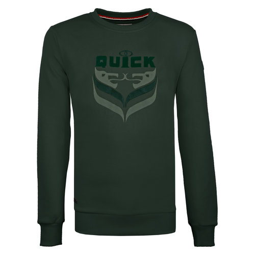 Men's Pullover Zaandijk - Dark Green