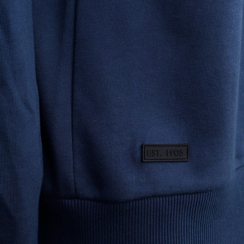 Q1905 Heren Trui Zaandijk - Marine Blauw