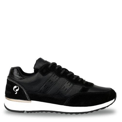 Dames Sneaker Voorschoten - Zwart