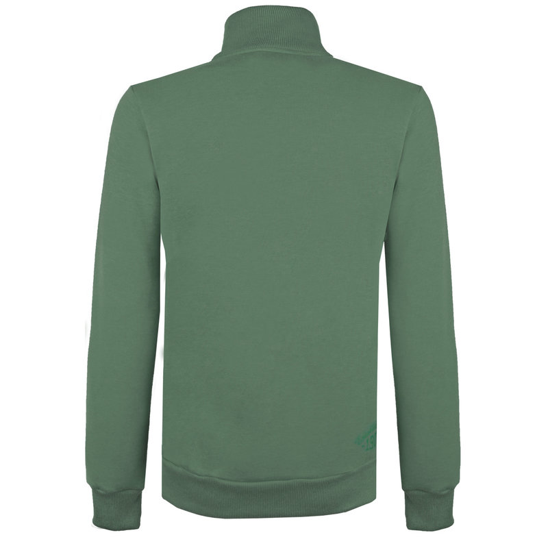 Q1905 Men's  Sweater Hoevelaken - Oase Green