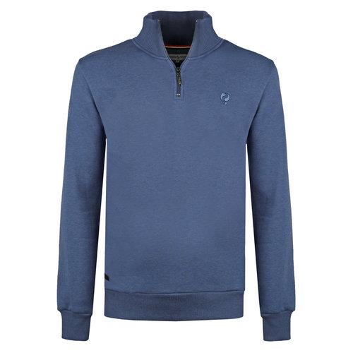 Men's SweaterHoevelaken - Powder Blue