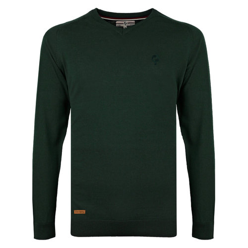 Men's Pullover Heemskerk - Dark Green