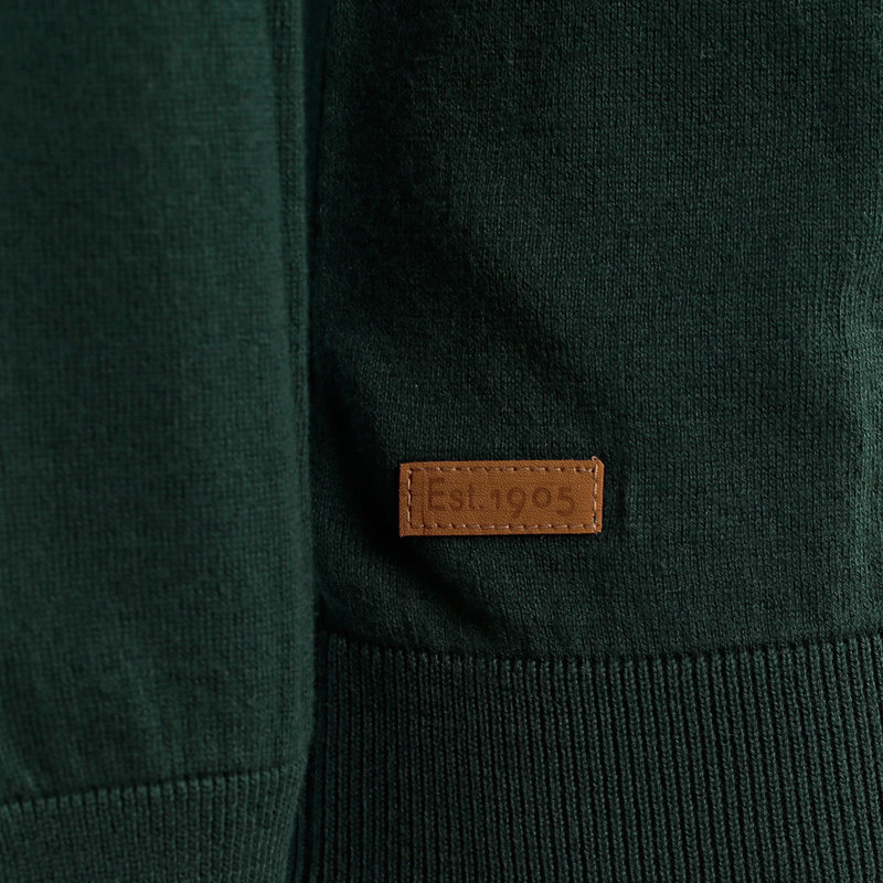 Q1905 Men's Pullover Heemskerk - Dark Green