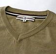 Q1905 Men's Pullover Heemskerk - Khaki Green