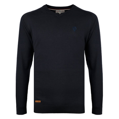 Men's Pullover Heemskerk - Dark blue