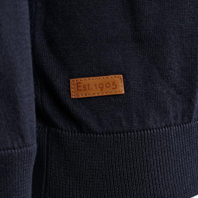 Q1905 Heren Trui Heemskerk - Donkerblauw