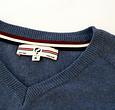 Q1905 Men's Pullover Heemskerk - Denim blue