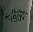 Q1905 Heren Vest Groenewoud - Bosgroen