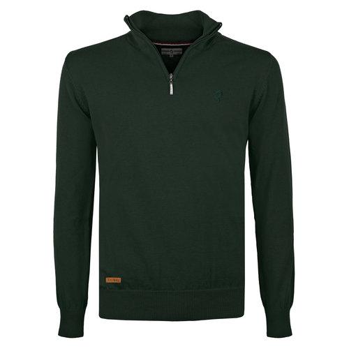 Men's Pullover Kralingen - Dark Green