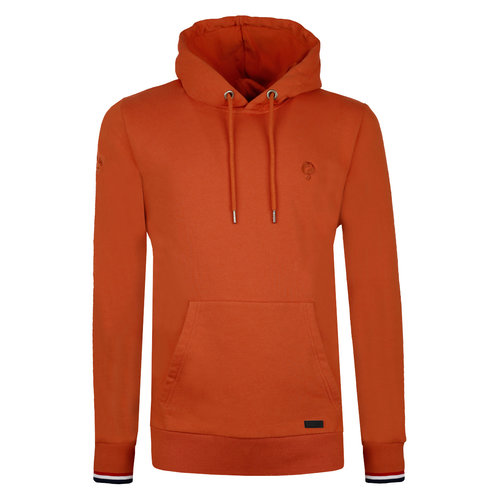 Men's Pullover Ijmuiden - Rust Orange