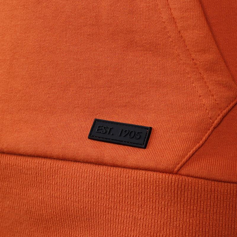 Q1905 Heren Trui Ijmuiden - Roest Oranje