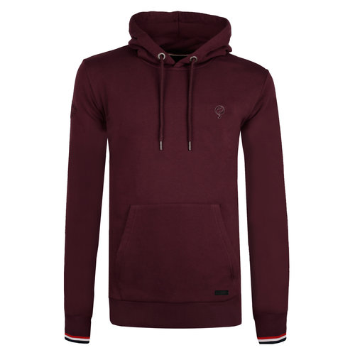 Men's Pullover Ijmuiden - Wine Red