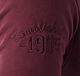 Q1905 Men's Pullover Ijmuiden - Wine Red
