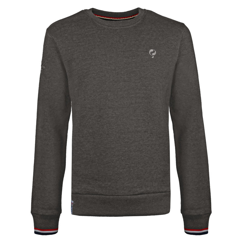 Q1905 Men's Pullover Zevenaar - Ash Grey
