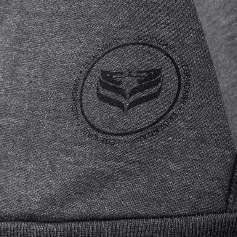 Q1905 Men's Pullover Zevenaar - Ash Grey