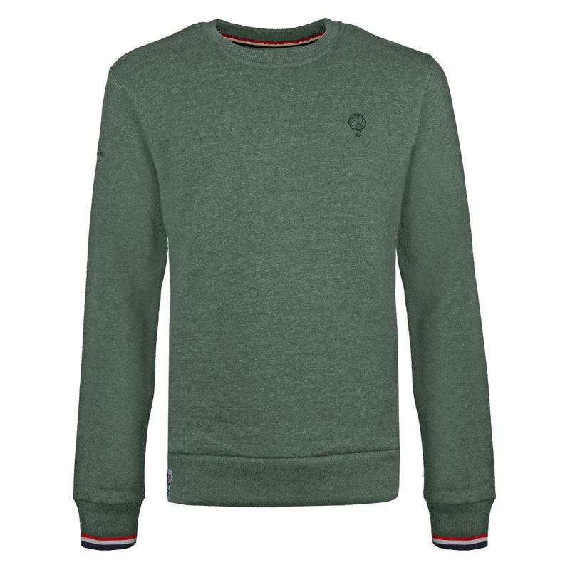 Q1905 Men's Pullover Zevenaar - Forest Green