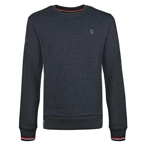 Men's Pullover Zevenaar - Denim Blue