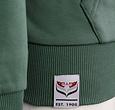 Q1905 Men's Pullover Winterswijk - Oase Green