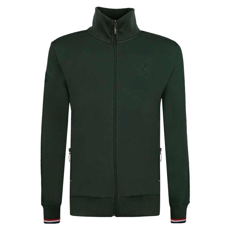 Q1905 Men's Vest Amerongen - Dark Green