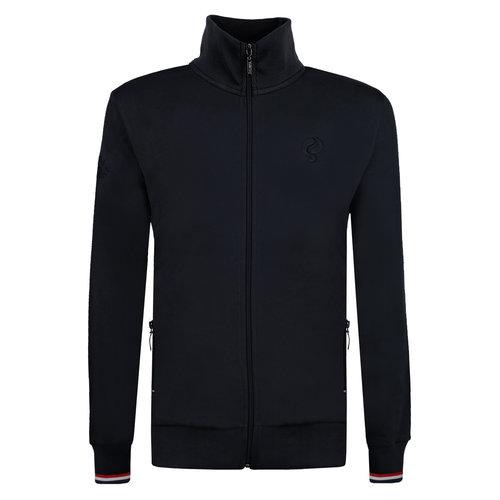 Heren Vest Amerongen - Donkerblauw