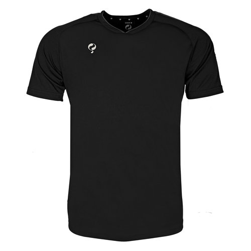 Heren Trainingsshirt Maher - Zwart / Grijs / Wit