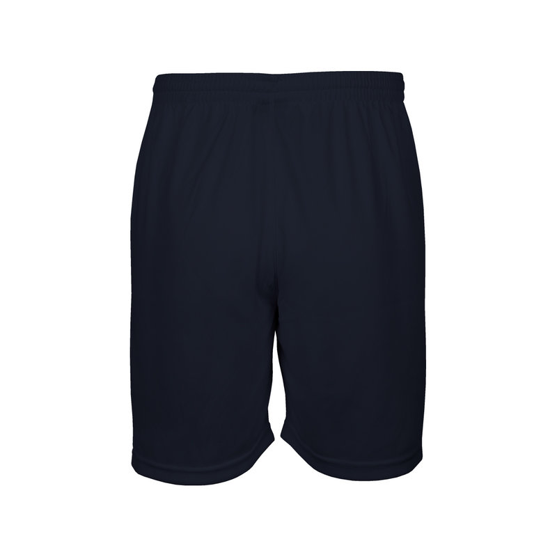 Q1905 Heren Trainingsshort Karami - Navy/Wit