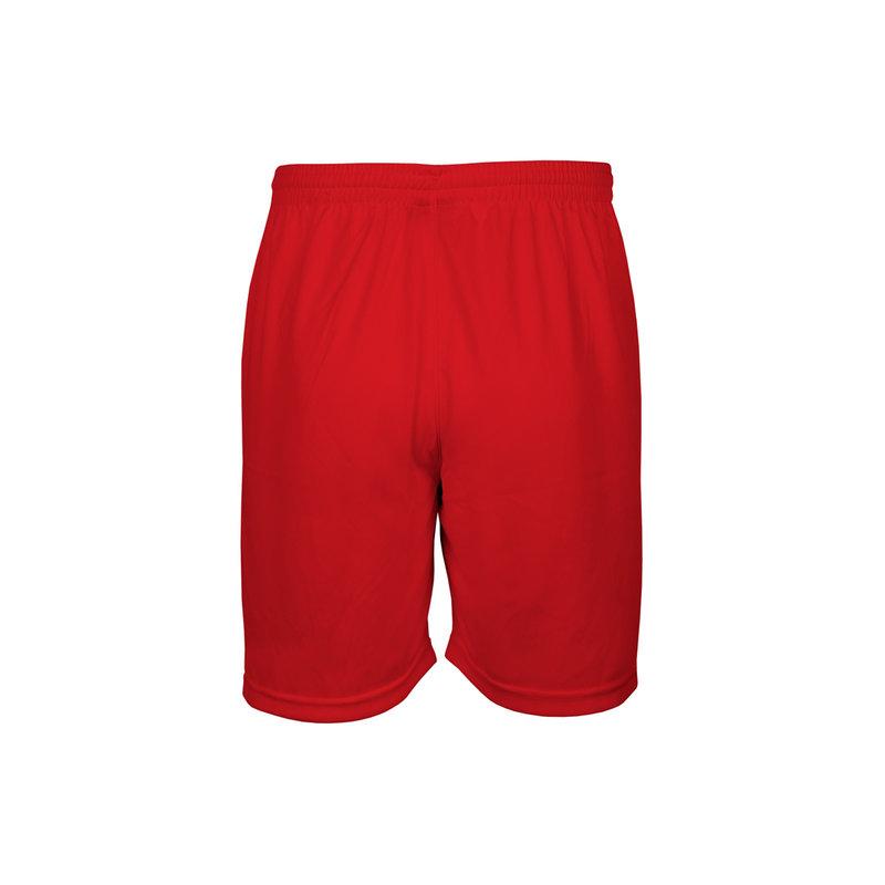 Q1905 Kids Trainingsshort Karami - Red/White