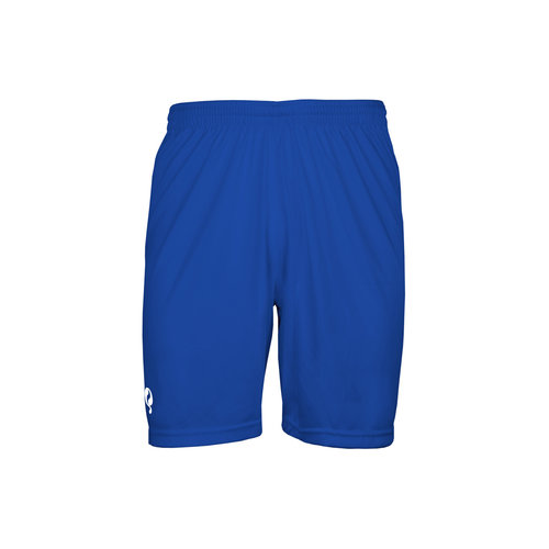 Kids Trainingsshort Karami - Blauw/Wit