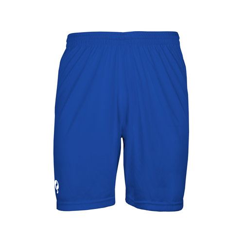 Heren Trainingsshort Karami - Blauw/Wit