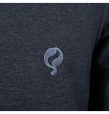 Q1905 Heren Polo Blaricum - Denim Blauw